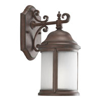 Progress Lighting Ashmore 1 Light Outdoor Wall in Cobblestone P5874-33STR