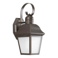 Andover 1 Light 13 inch Antique Bronze Outdoor Wall Lantern in Standard