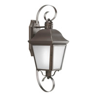 Andover 1 Light 21 inch Antique Bronze Outdoor Wall Lantern in Standard