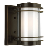 Progress Lighting Penfield 1 Light Outdoor Wall in Oil Rubbed Bronze P5895-108