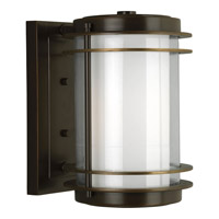Progress Lighting Penfield 1 Light Outdoor Wall in Oil Rubbed Bronze P5896-108