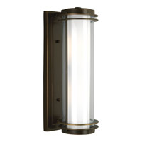 Progress P5898-108 Penfield 2 Light 20 inch Oil Rubbed Bronze Outdoor Wall Lantern alternative photo thumbnail