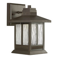 Progress Lighting Greenridge 1 Light Outdoor Wall Lantern in Antique Bronze P5908-20