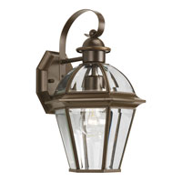 Progress Lighting Danbury 1 Light Outdoor Wall in Antique Bronze P5932-20