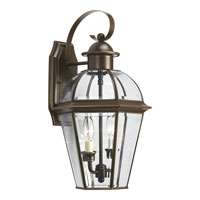 Progress Lighting Danbury 2 Light Outdoor Wall in Antique Bronze P5933-20