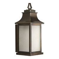 Progress Lighting Salute 1 Light Outdoor Wall in Oil Rubbed Bronze P5953-108