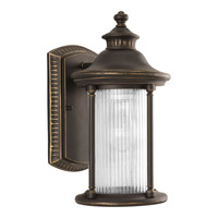 Progress Lighting Reside 1 Light Outdoor Wall in Oil Rubbed Bronze P5977-108