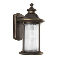 Progress Lighting Reside 1 Light Outdoor Wall in Oil Rubbed Bronze P5978-108