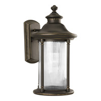 Progress Lighting Reside 1 Light Outdoor Wall in Oil Rubbed Bronze P5979-108