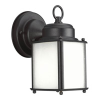 Progress Lighting Roman Coach 1 Light Outdoor Wall Lantern in Black P5986-31