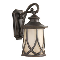 Resort 1 Light 20 inch Aged Copper Outdoor Wall Lantern