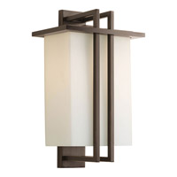Progress Lighting Dibs Outdoor 1 Light Outdoor Wall in Antique Bronze P5991-20