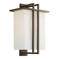 Dibs Outdoor 1 Light 18 inch Antique Bronze Outdoor Wall Lantern