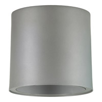 Progress Lighting Signature Outdoor Surface Mount in Metallic Gray P6006-82 photo thumbnail
