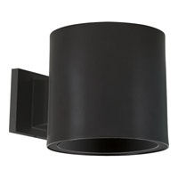Progress Lighting Signature Outdoor Wall Lantern in Black P6007-31