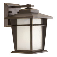Progress Loyal 1 Light Outdoor Wall Lantern in Antique Bronze P6040-20WB