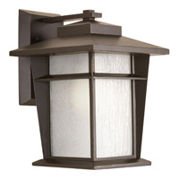 Progress Loyal 1 Light Outdoor Wall Lantern in Antique Bronze P6041-20WB