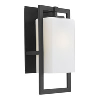 Progress Lighting Jack 1 Light Outdoor Wall Lantern in Black P6046-31WB