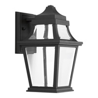 Progress Endorse 1 Light Outdoor Wall Lantern in Black P6056-3130K9