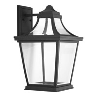 Endorse LED 18 inch Black Outdoor Wall Lantern