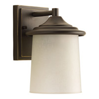 Progress Essential 1 Light Outdoor Wall Lantern in Antique Bronze P6059-20