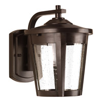 East Haven LED 10 inch Antique Bronze Outdoor Wall Lantern