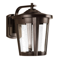 East Haven LED 12 inch Antique Bronze Outdoor Wall Lantern