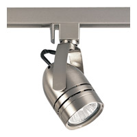 Progress Lighting MR-16 Line Voltage 1 Light Track Head in Brushed Nickel P6112-09