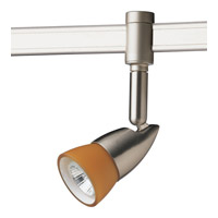 Progress Lighting Illuma-Flex 1 Light Flex Track Fixture in Brushed Nickel P6120-09A