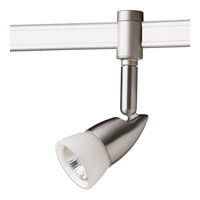 Progress Lighting Illuma-Flex 1 Light Flex Track Fixture in Brushed Nickel P6120-09W