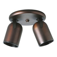 Directionals Urban Bronze 50 watt 2 Light Directional
