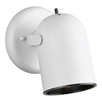 Directionals White 50 watt 1 Light Directional