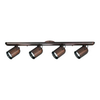 Progress P6162-174 Directionals Urban Bronze 50 watt 4 Light Directional