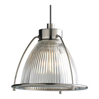 Progress Lighting Illuma-Flex 1 Light Flex Track Fixture in Brushed Nickel P6182-09CL