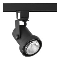 High Tech 1 Light 120V Black High Tech Track Head Ceiling Light