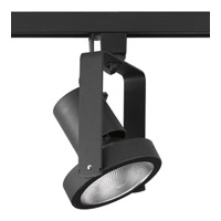 Progress Lighting High Tech 1 Light Track Head in Black P6327-31