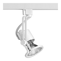 Progress Lighting Free Form 1 Light Track Head in Bright White P6328-28