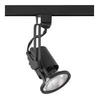 Progress Lighting Free Form 1 Light Track Head in Black P6328-31