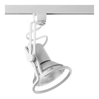 Progress Lighting Free Form 1 Light Track Head in Bright White P6329-28