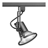 Progress Lighting Free Form 1 Light Track Head in Black P6329-31