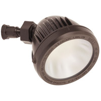 Signature LED 5 inch Antique Bronze Security Flood Light Head