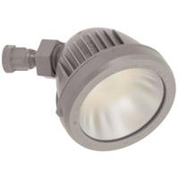 Progress P6342-82-30K Signature LED 5 inch Metallic Gray Security Flood Light Head