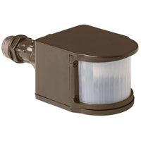 Signature Antique Bronze Outdoor Motion Sensor, 180º