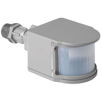 Signature Metallic Gray Outdoor Motion Sensor, 180º