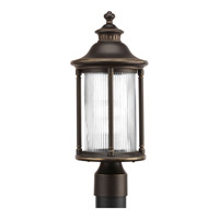Progress Lighting Reside 1 Light Outdoor Post Lantern in Oil Rubbed Bronze P6402-108