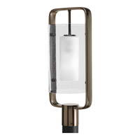 Progress Lighting Coupe 1 Light Outdoor Post Lantern in Venetian Bronze P6415-74EE