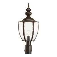 Progress Lighting Roman Coach 1 Light Outdoor Post Lantern in Antique Bronze P6417-20