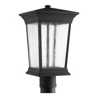 Progress Arrive 1 Light Outdoor Post Lantern in Black P6427-3130K9