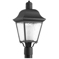 Progress P6438-31 Andover 1 Light 22 inch Black Outdoor Post Lantern, Design Series photo thumbnail