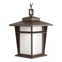 Progress P6521-20WB Loyal 1 Light 9 inch Antique Bronze Outdoor Hanging Lantern